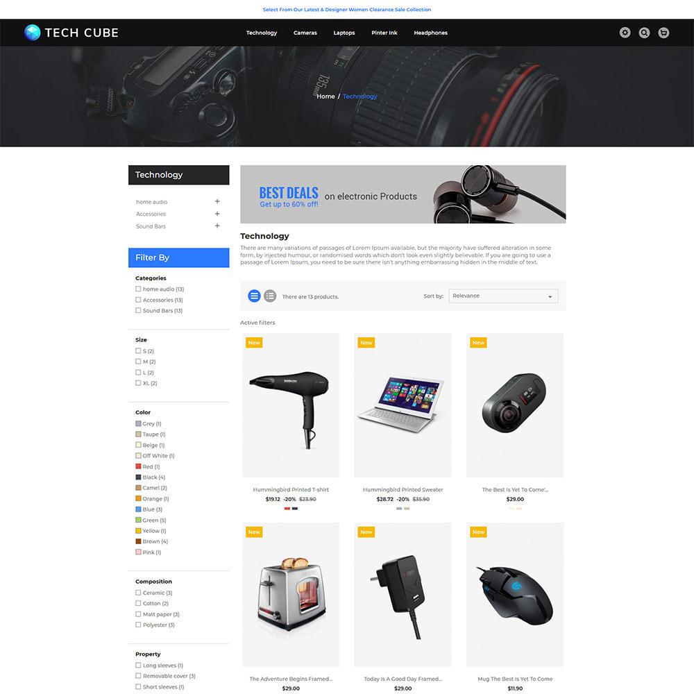theme - Electronics & Computers - Electronics Mobile - Computer Digital Drone Store - 4