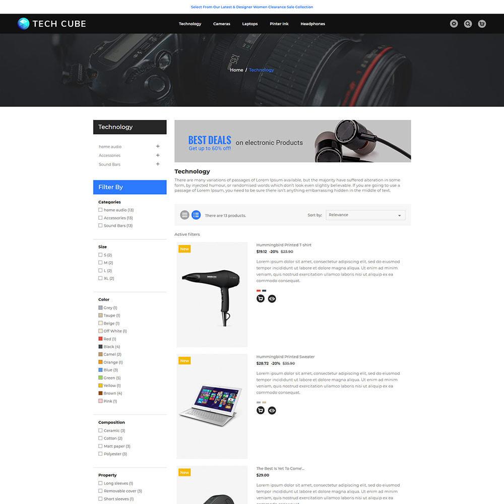 theme - Electronics & Computers - Electronics Mobile - Computer Digital Drone Store - 5