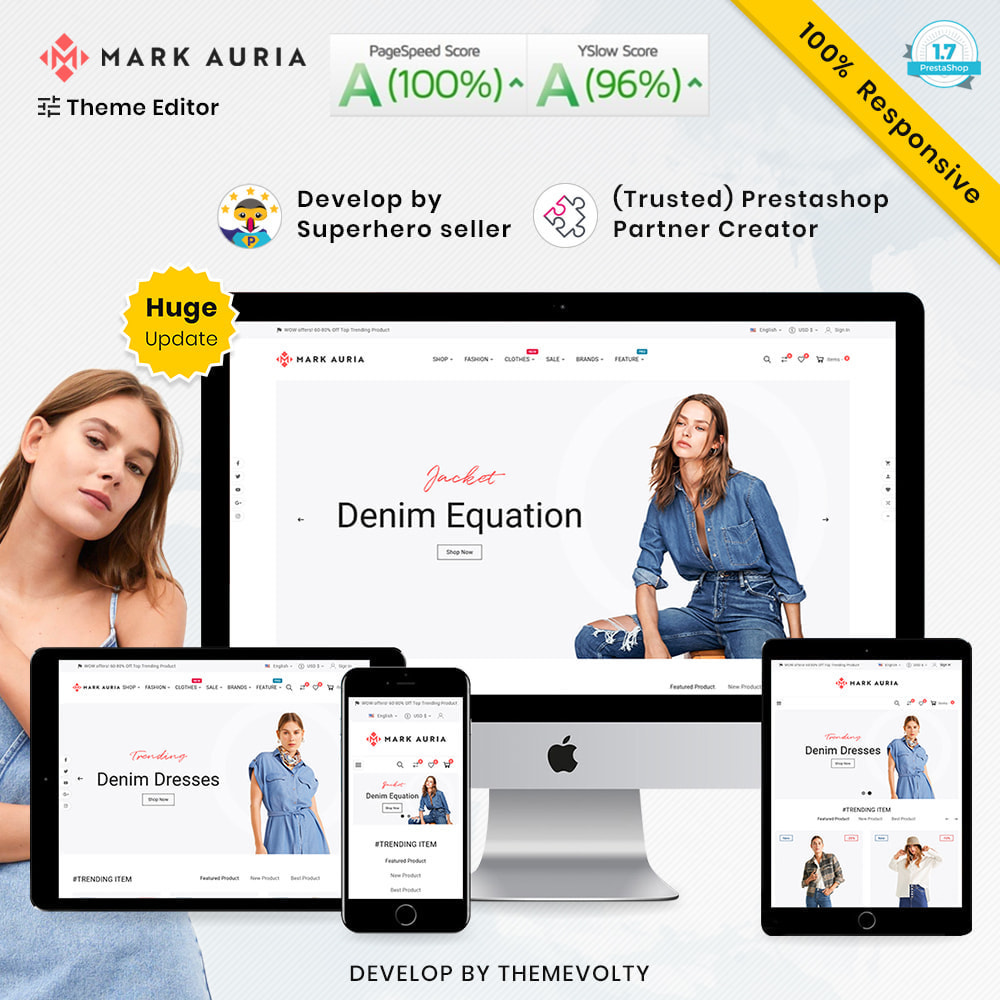 theme - Mode & Schuhe - Markauria Mega Fashion–Clothes Super Store - 1