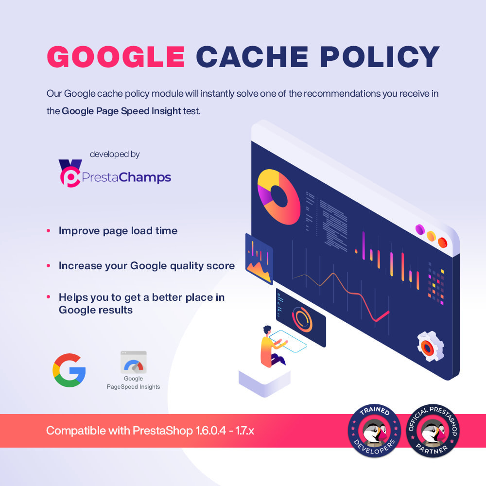 module - Website Performance - Google Cache Policy - 1