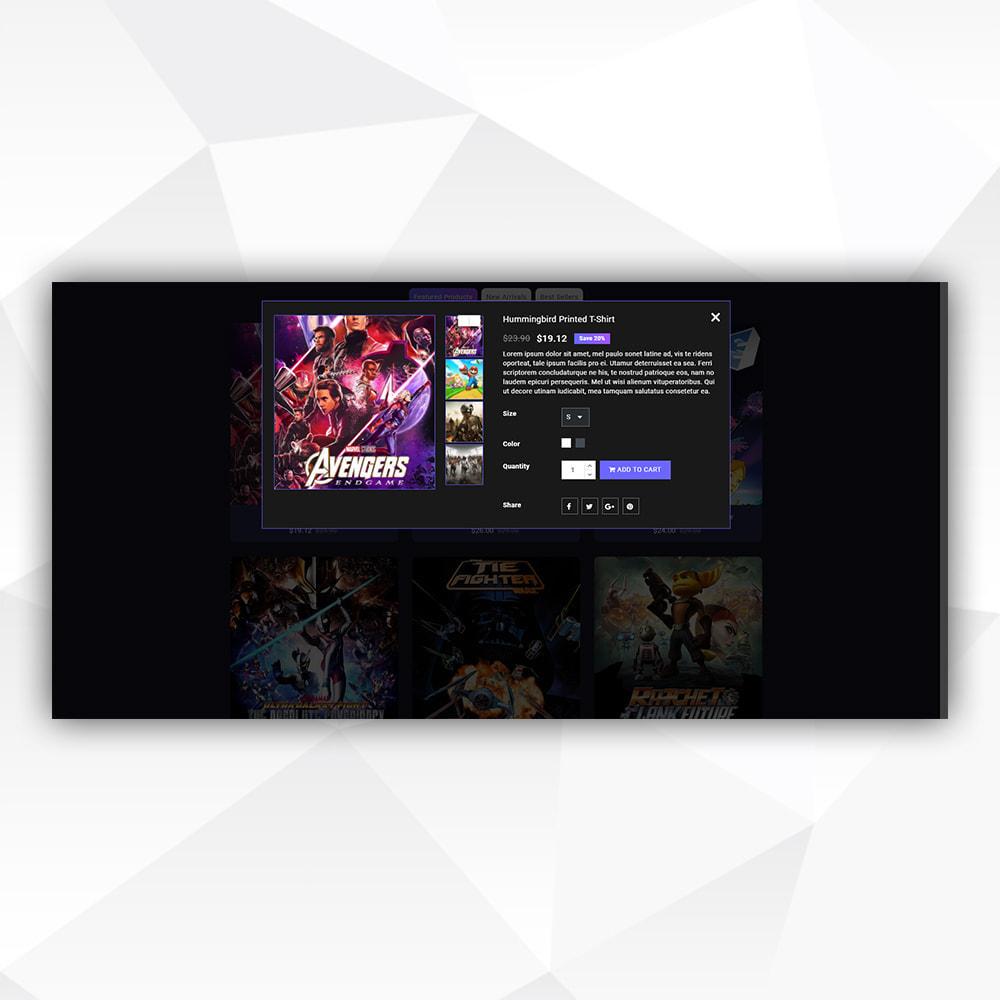 theme - Art & Culture - Rock Star - Game Store - 6