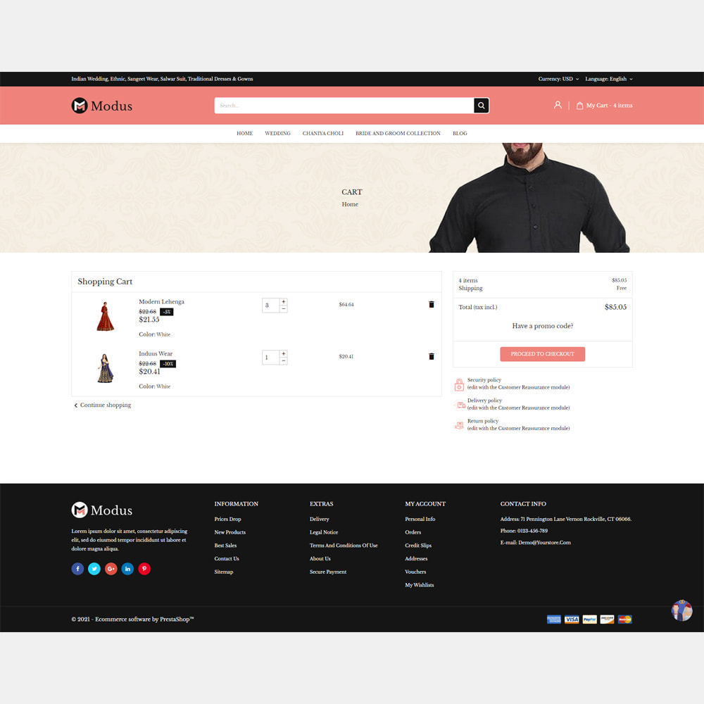 theme - Fashion & Shoes - Modus Fashion Store - 6