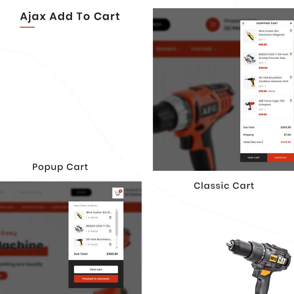 theme - Automotive & Cars - Drilling Mega SparePart–Car and Machine–Tools Store - 7