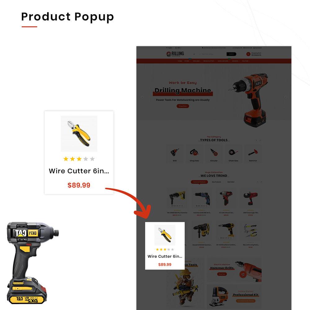 theme - Automotive & Cars - Drilling Mega SparePart–Car and Machine–Tools Store - 10