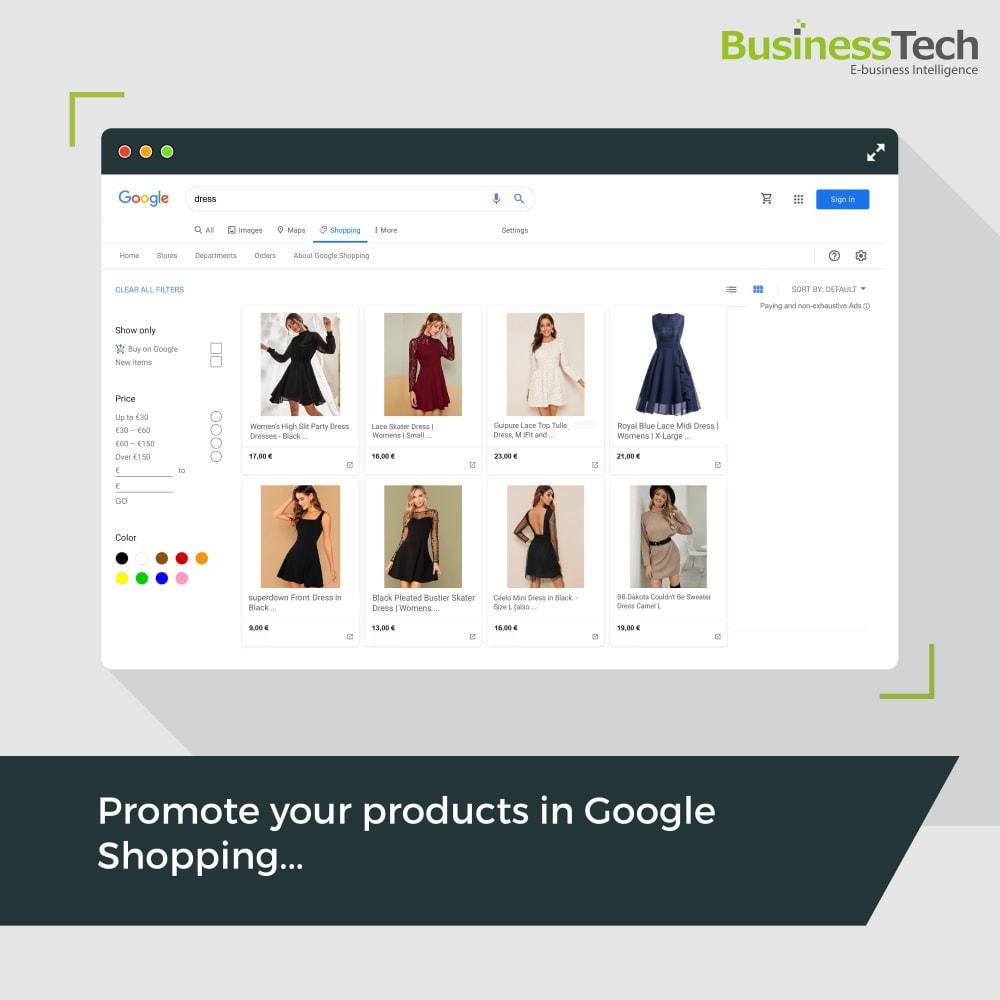 module - Comparadores de Precios - Google Merchant Center (Google-Shopping) - 1