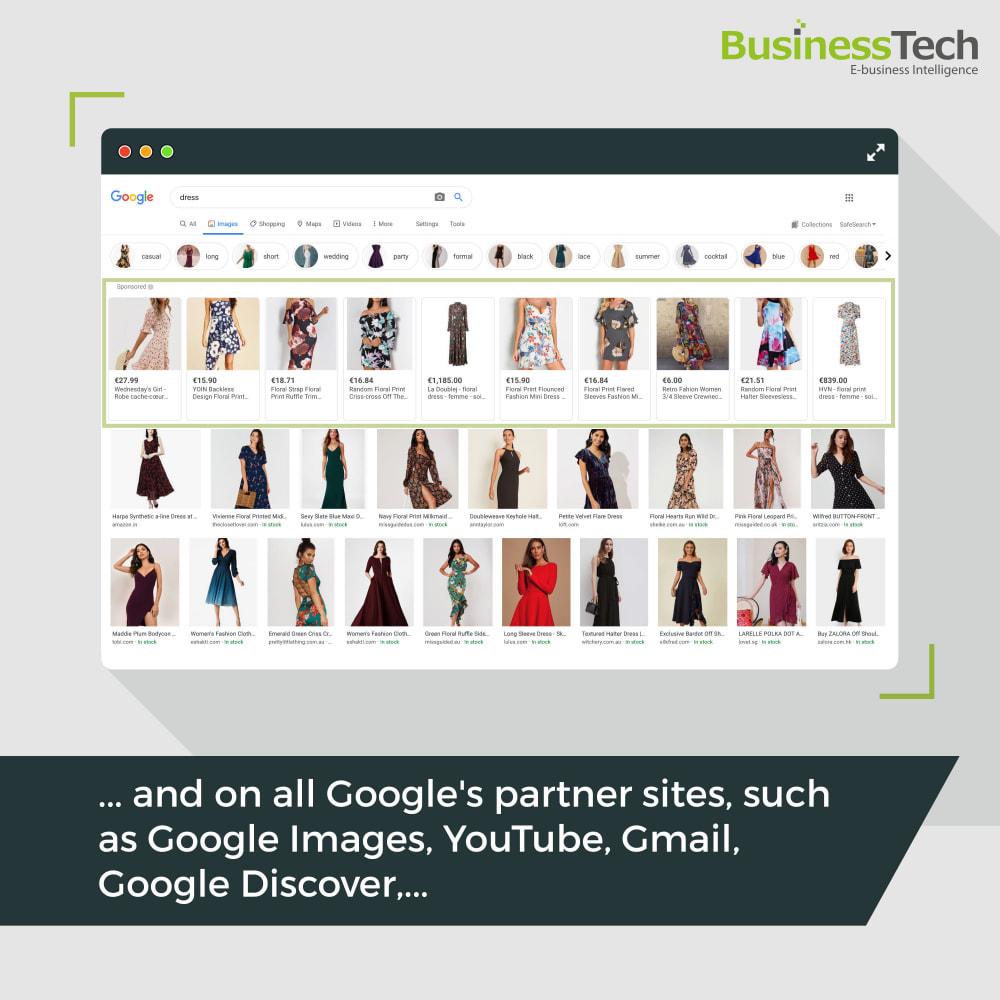 module - Comparadores de Precios - Google Merchant Center (Google-Shopping) - 5