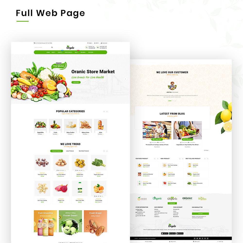 theme - Cibo & Ristorazione - Organic Mega Fresh–Grocery Super Store - 2