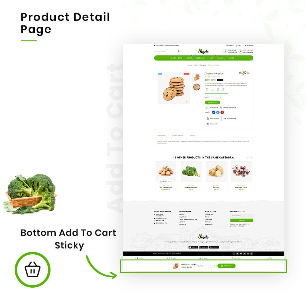 theme - Cibo & Ristorazione - Organic Mega Fresh–Grocery Super Store - 4