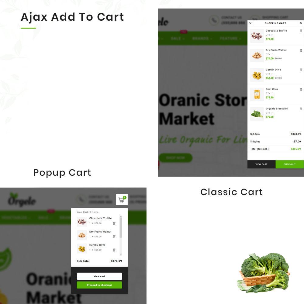theme - Cibo & Ristorazione - Organic Mega Fresh–Grocery Super Store - 7