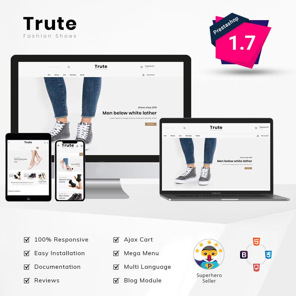 theme - Fashion & Shoes - Trute - Shoes Store - 1