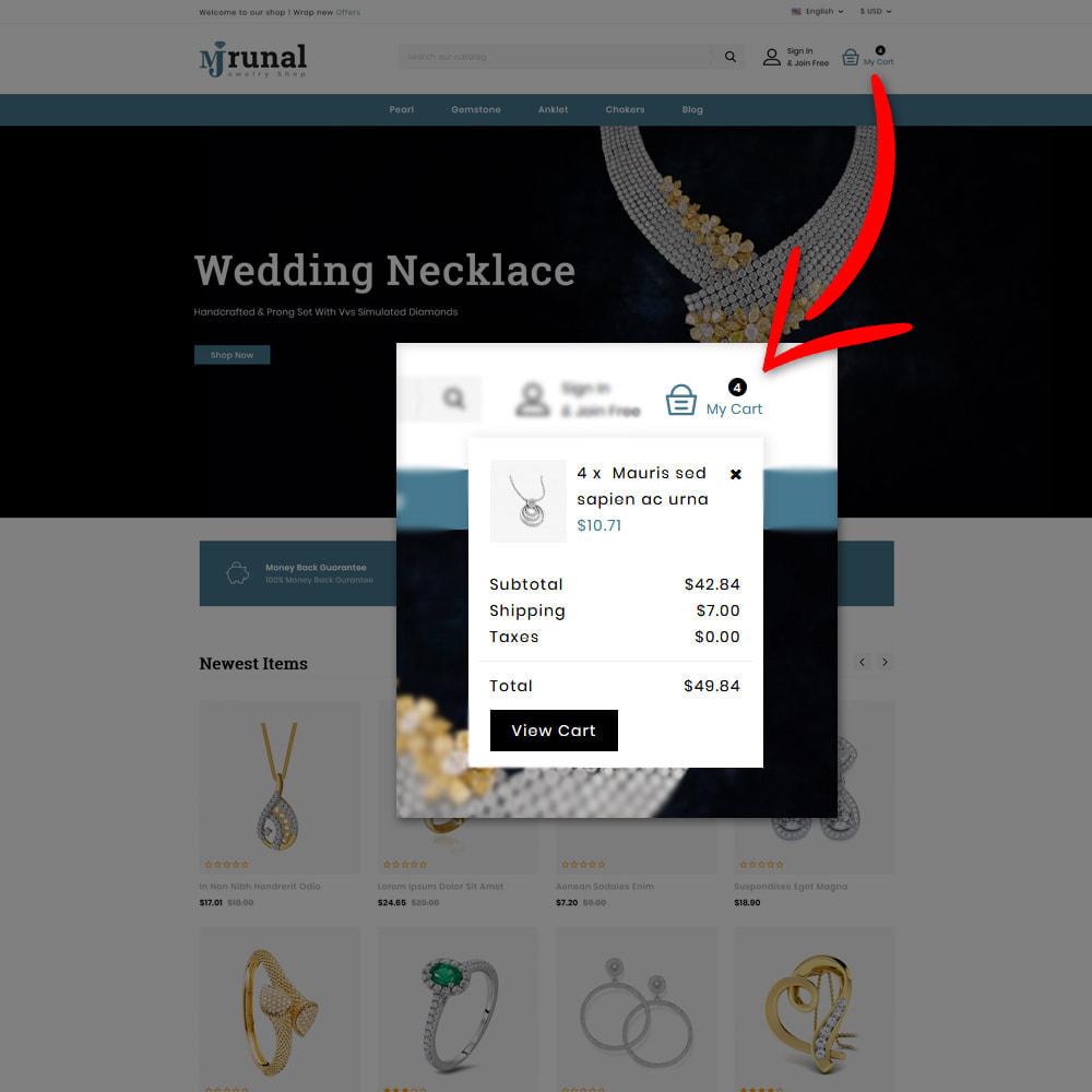theme - Jewelry & Accessories - Mrunal - Jewellery Shop - 7