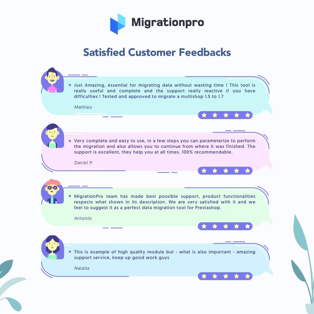 module - Migratie & Backup - MigrationPro: PinnacleCart to PrestaShop Migration tool - 10