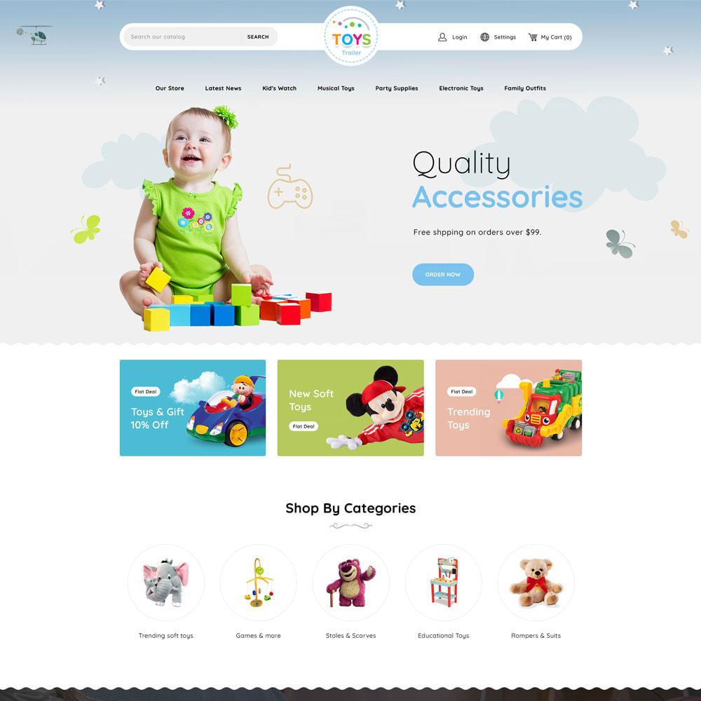 theme - Kids & Toys - Toystrailer - The Kid Store - 3