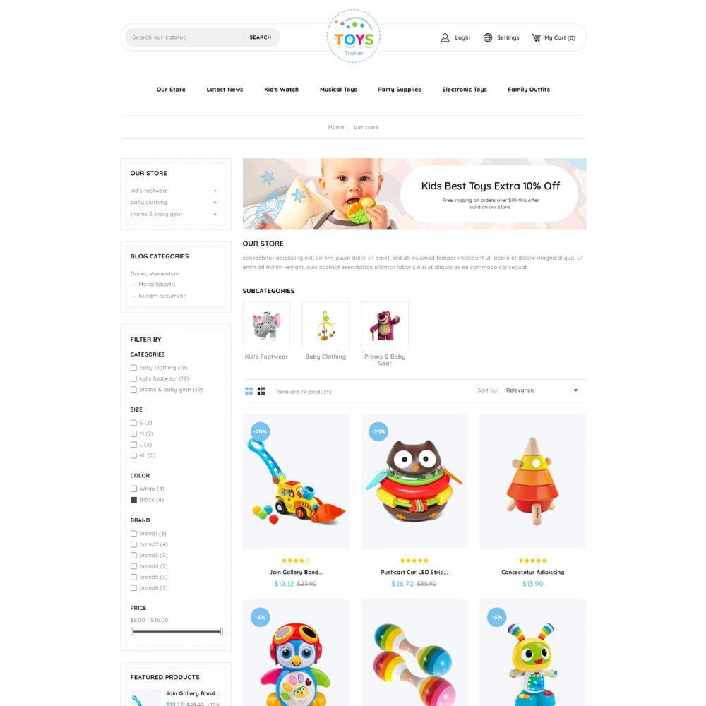 theme - Kids & Toys - Toystrailer - The Kid Store - 4