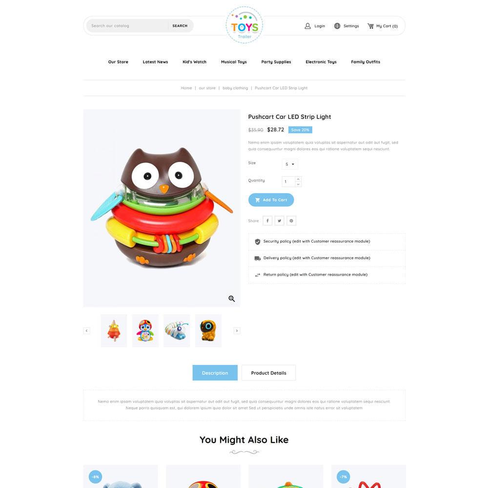 theme - Kids & Toys - Toystrailer - The Kid Store - 6