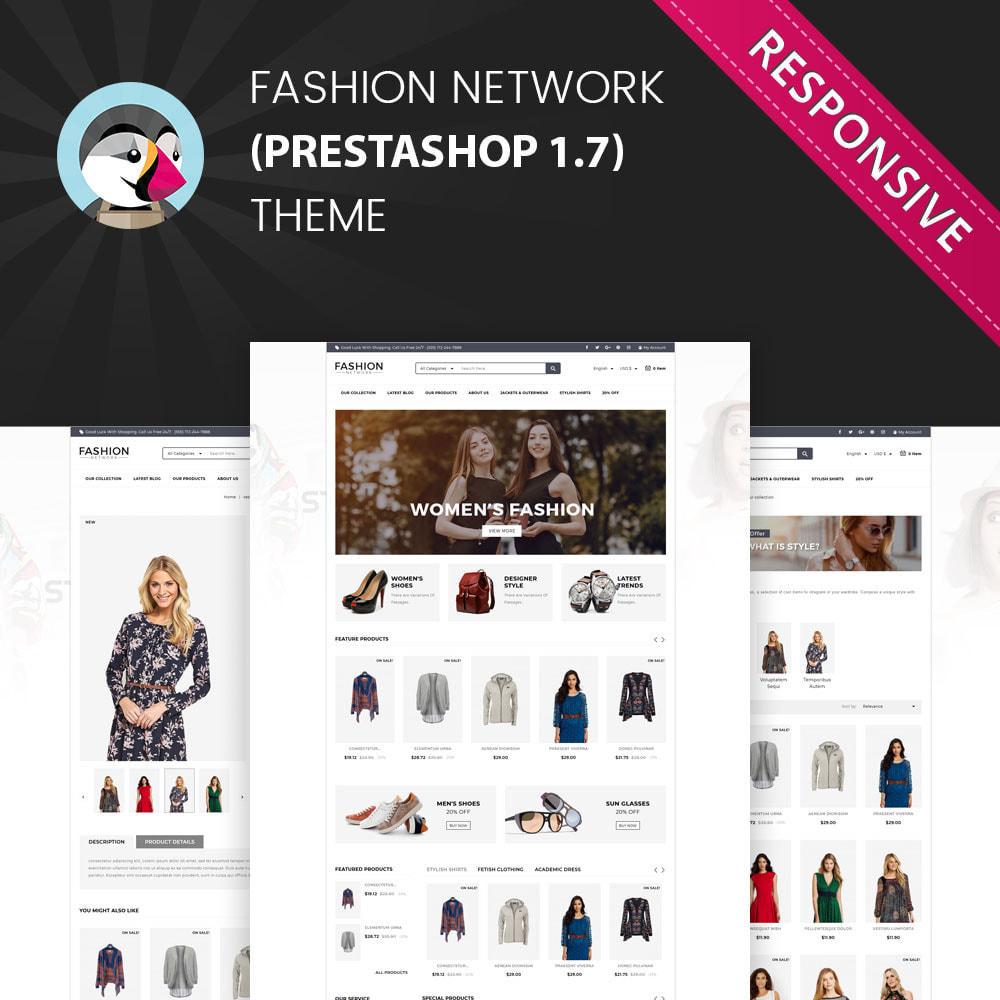 theme - Fashion & Shoes - FashionNetwork - The fashion store - 1