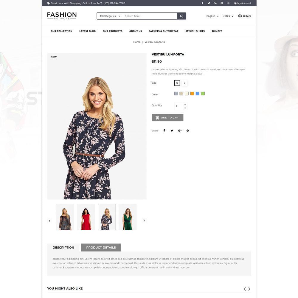 theme - Fashion & Shoes - FashionNetwork - The fashion store - 6