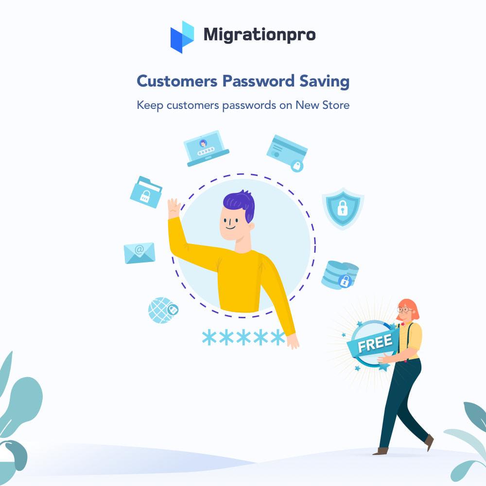 module - Migratie & Backup - MigrationPro: Ubercart to PrestaShop Migration Tool - 4