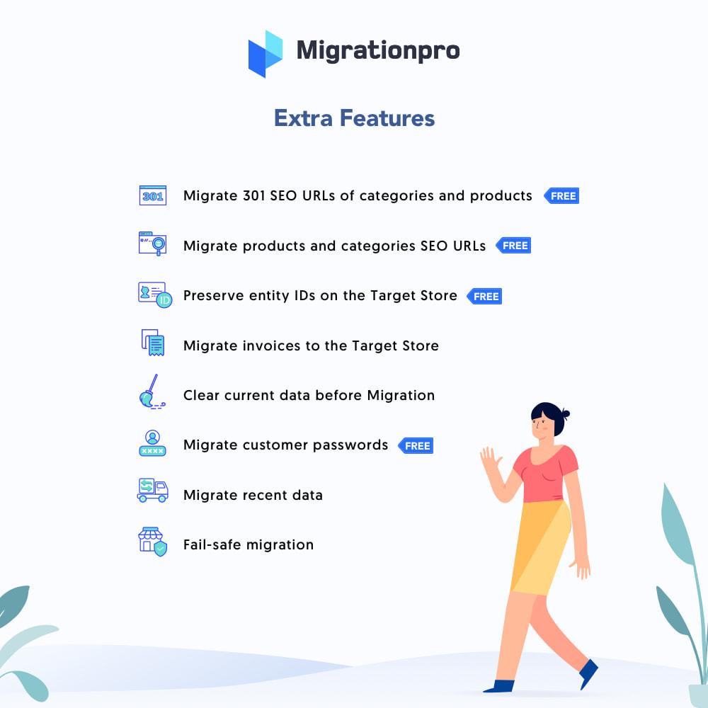 module - Data migration & Backup - MigrationPro: MijoShop to PrestaShop Migration Tool - 5