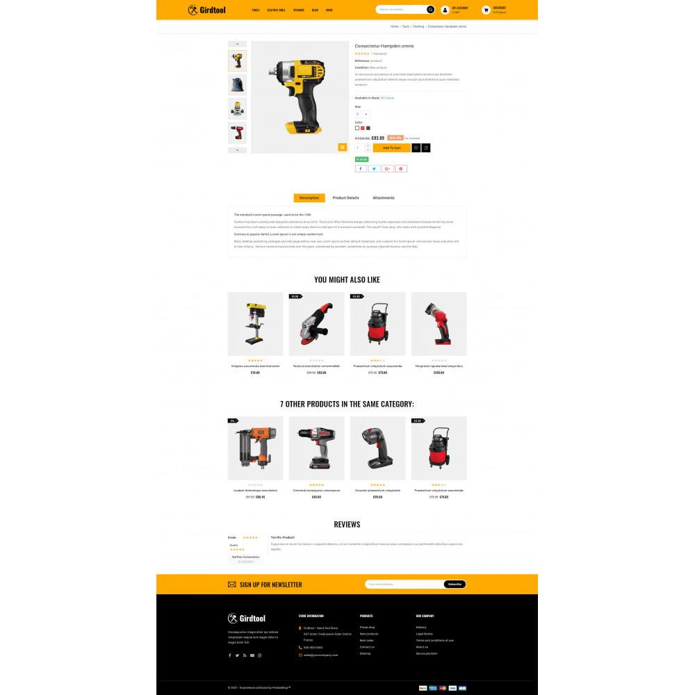 theme - Auto's & Motoren - Gridtool - Hand Tool Store - 5