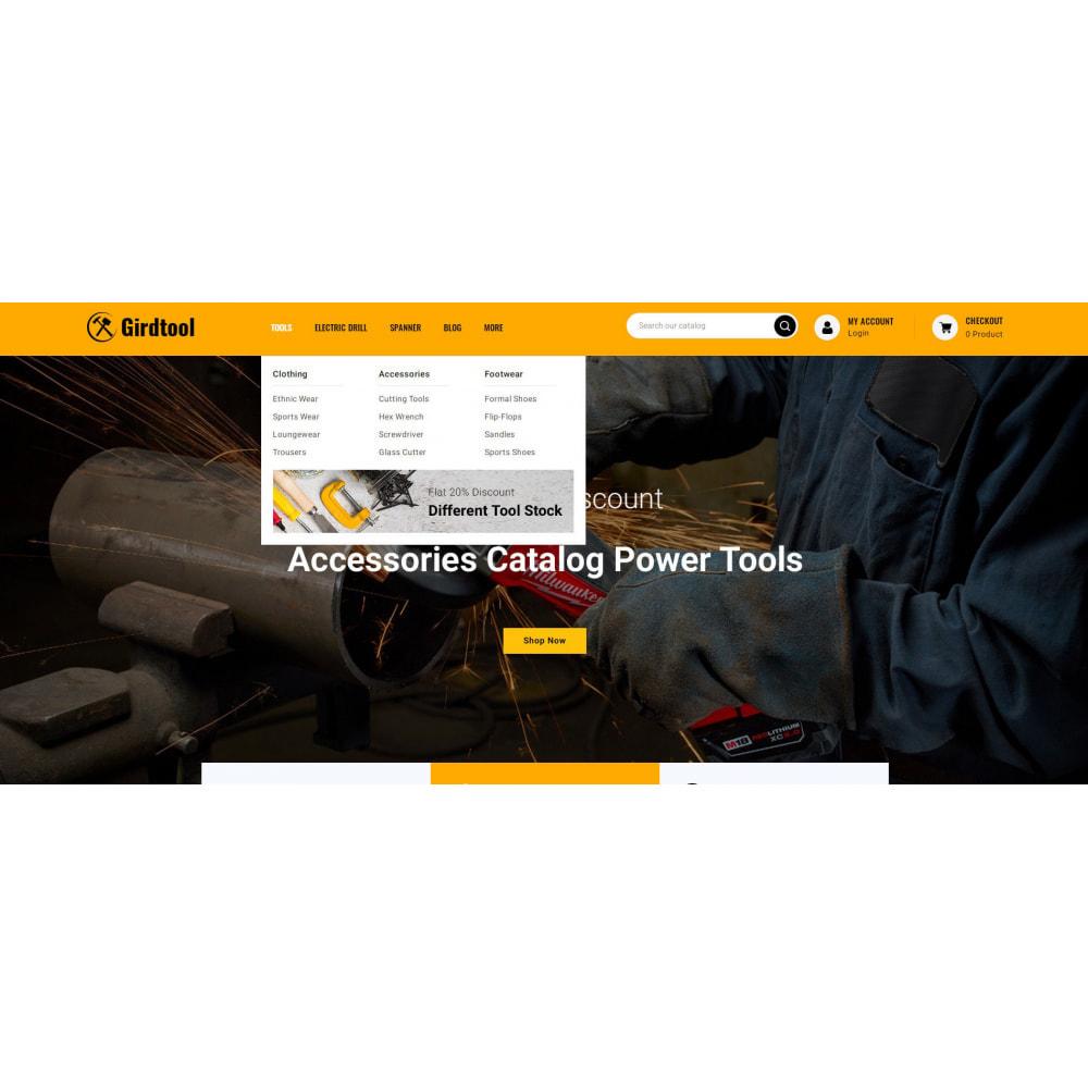 theme - Auto's & Motoren - Gridtool - Hand Tool Store - 6