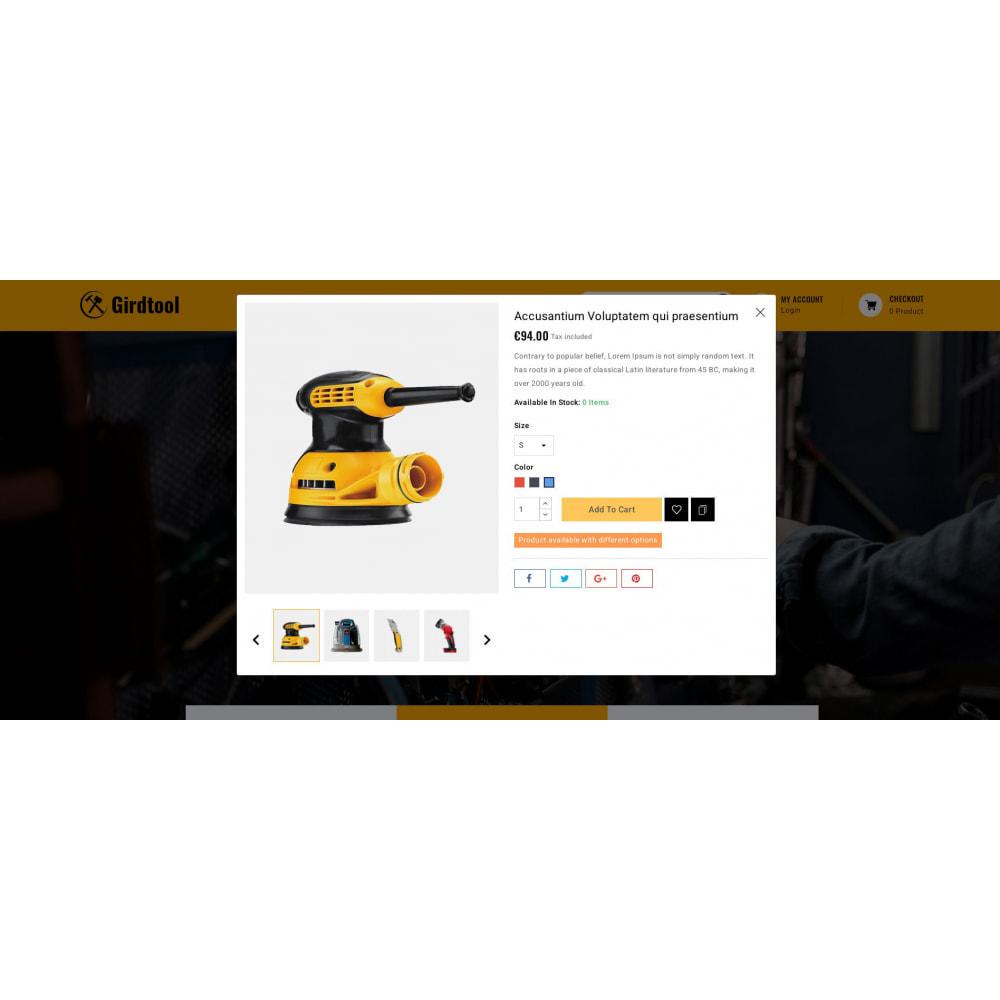 theme - Auto's & Motoren - Gridtool - Hand Tool Store - 7