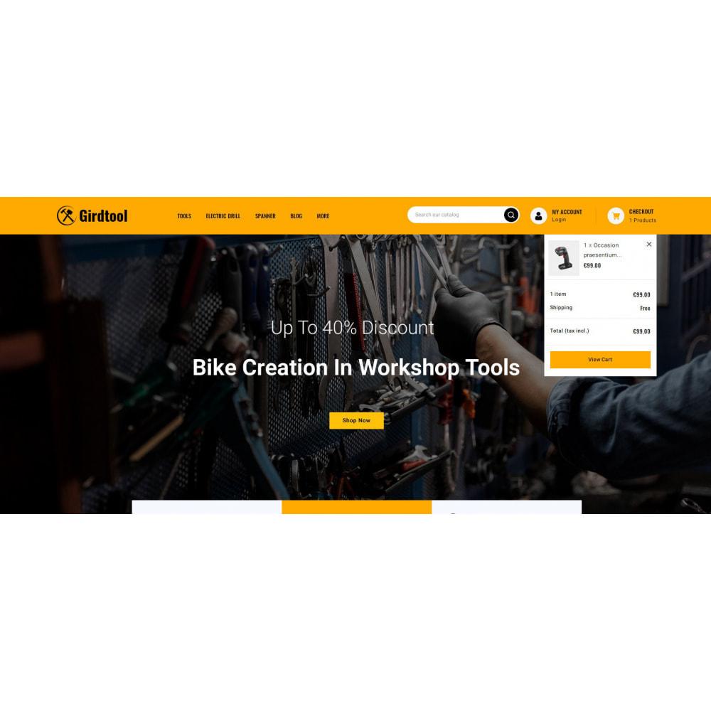 theme - Auto's & Motoren - Gridtool - Hand Tool Store - 8