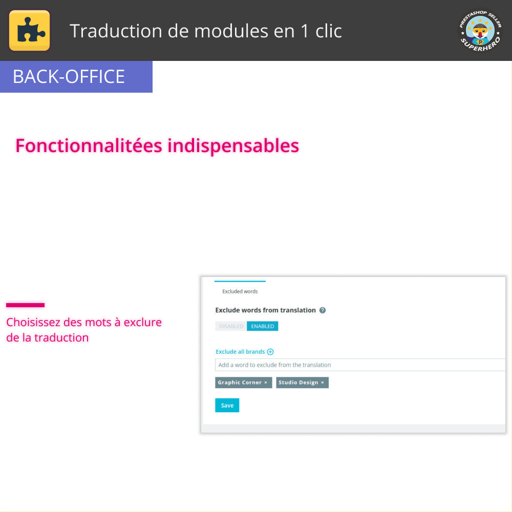 module - International & Localisation - Traduction de modules en 1 clic - 6
