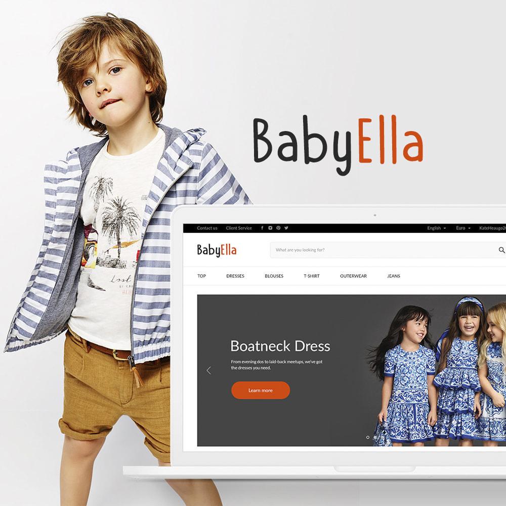 theme - Kids & Toys - BabyElla - 1
