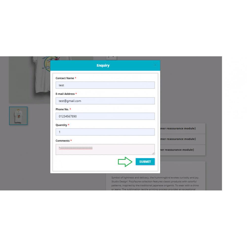 module - Amministrazione - Product Enquiry - 8