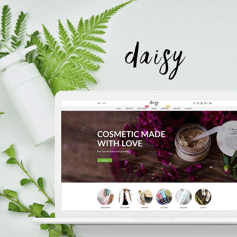 theme - Health & Beauty - Daisy Cosmetics - 1