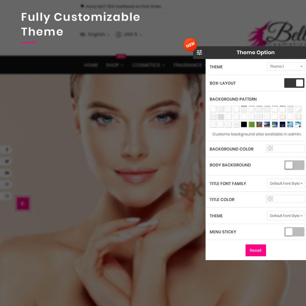 theme - Salute & Bellezza - Belleza Mega Ricco bellezza–Cosmetici Super Store - 14