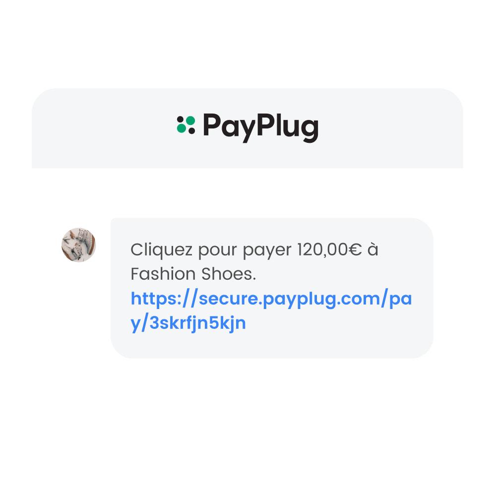 module - Paiement par Carte ou Wallet - PayPlug - Acceptez les paiements là où sont vos clients - 6