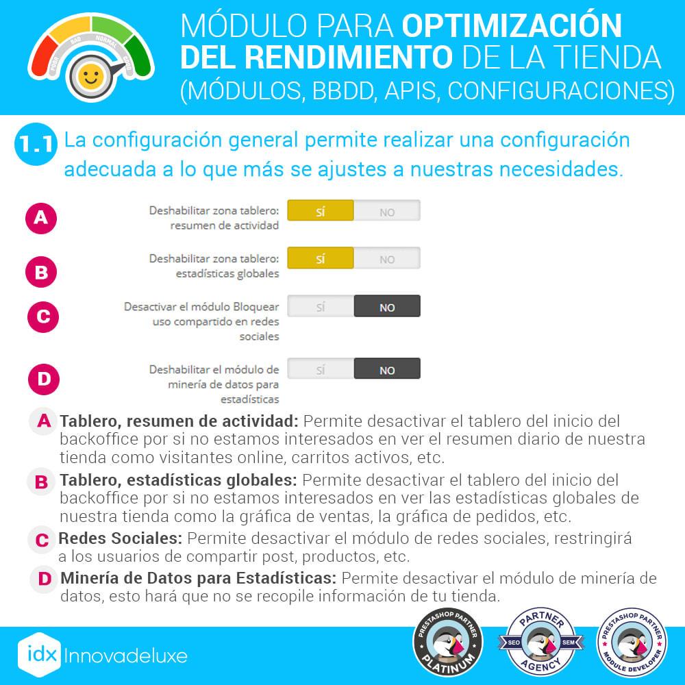 module - Rendimiento del sitio web - Performance - Optimización del rendimiento de la tienda - 3