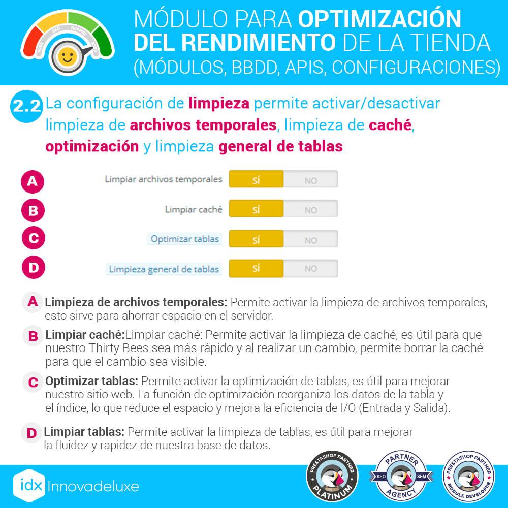 module - Rendimiento del sitio web - Performance - Optimización del rendimiento de la tienda - 6