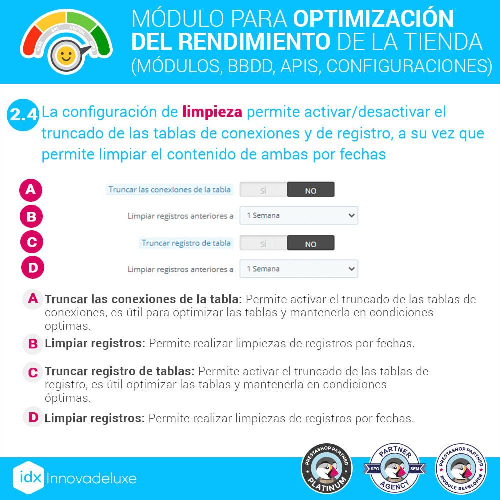 module - Rendimiento del sitio web - Performance - Optimización del rendimiento de la tienda - 8
