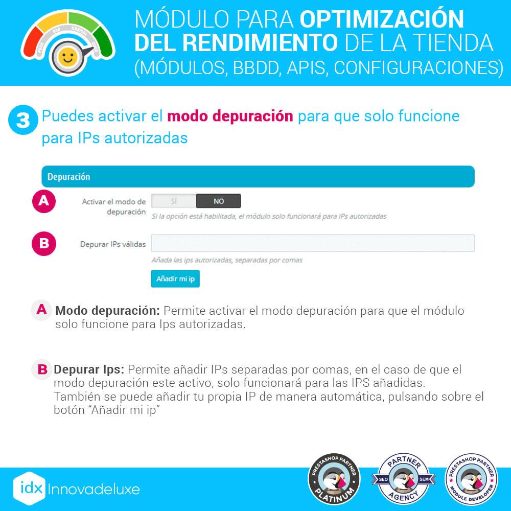 module - Rendimiento del sitio web - Performance - Optimización del rendimiento de la tienda - 11