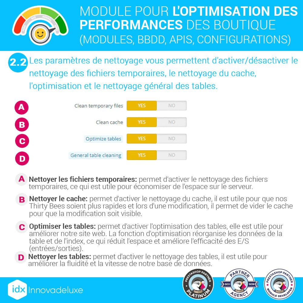 module - Performance du Site - Performance - Optimisation de la boutique - 6