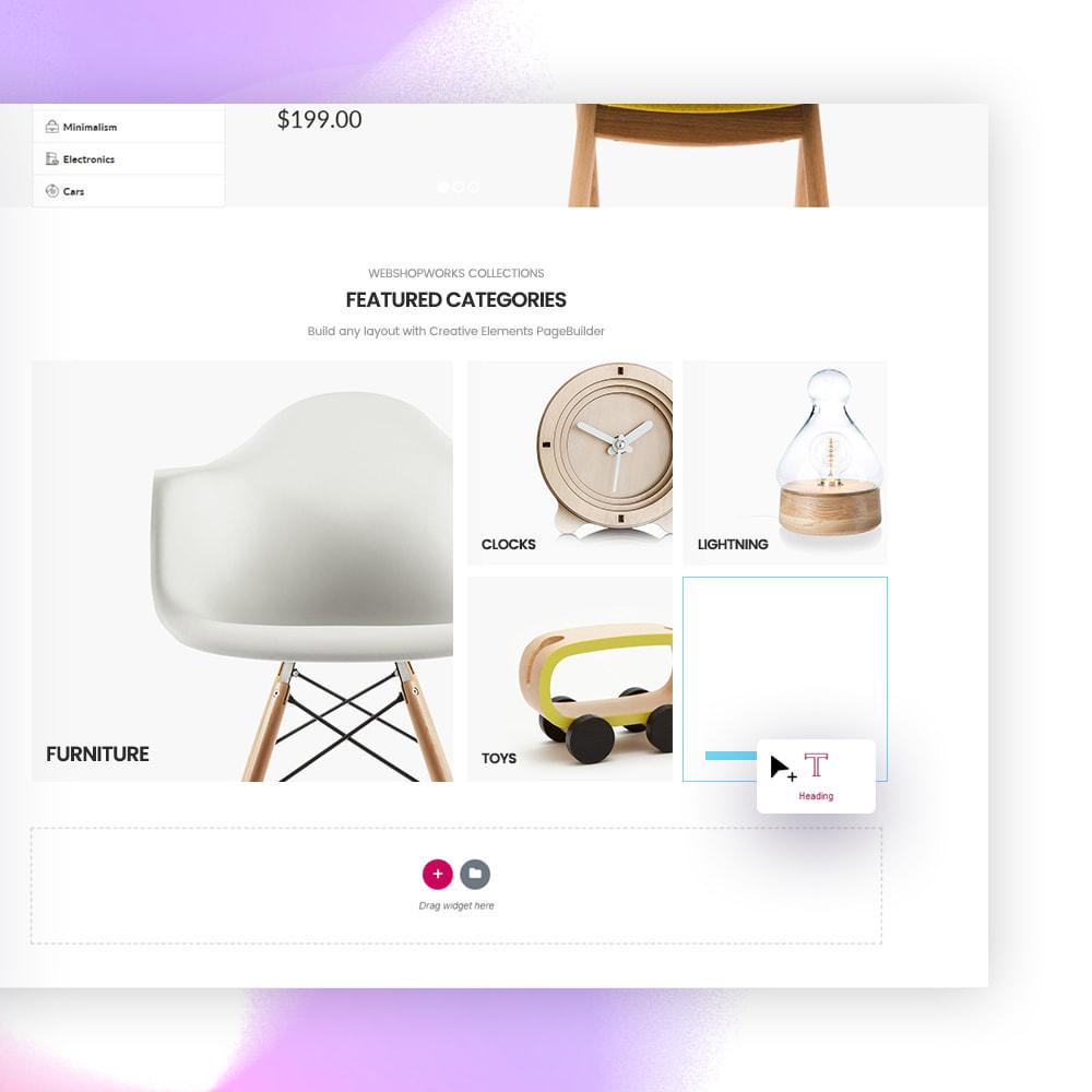 module - Outils d'administration - Creative Elements - live PageBuilder - 2