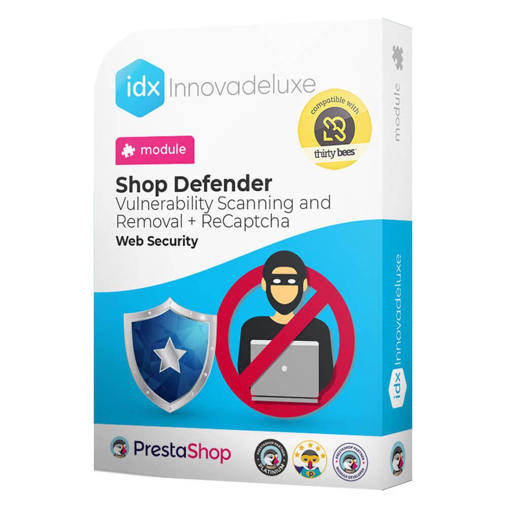 module - Инструменты администрирования - Shop Defender (Malware Removal + Firewall) - 1
