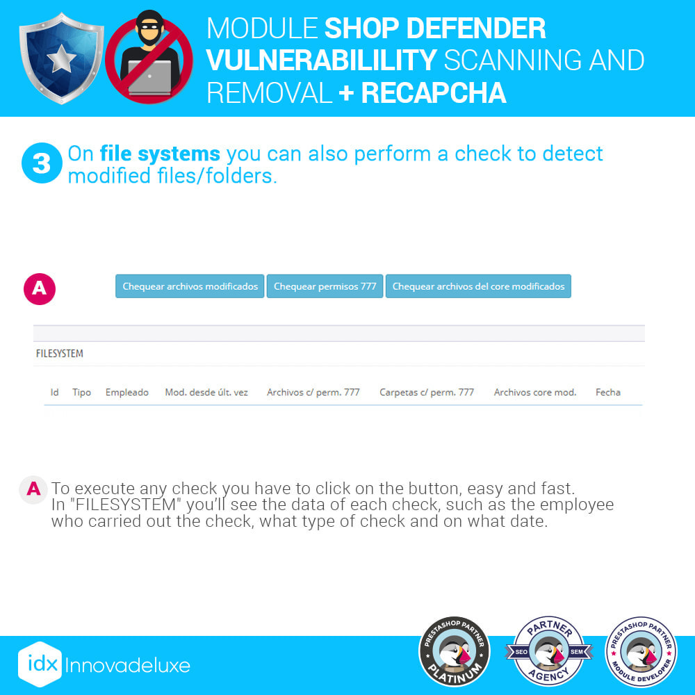 module - Инструменты администрирования - Shop Defender (Malware Removal + Firewall) - 7