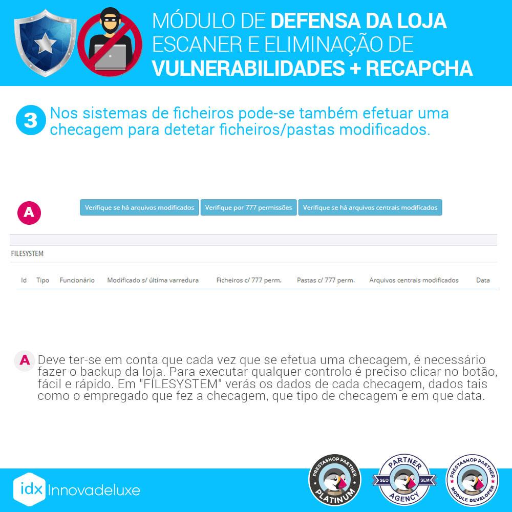 module - Administração - Store Defender (Remoção de malware + Firewall) - 7