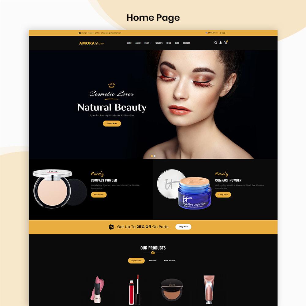 theme - Gezondheid & Schoonheid - Amora Beauty Store - 2