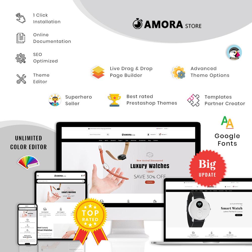 theme - Biżuteria & Akcesoria - Amora Watch Shop - 1