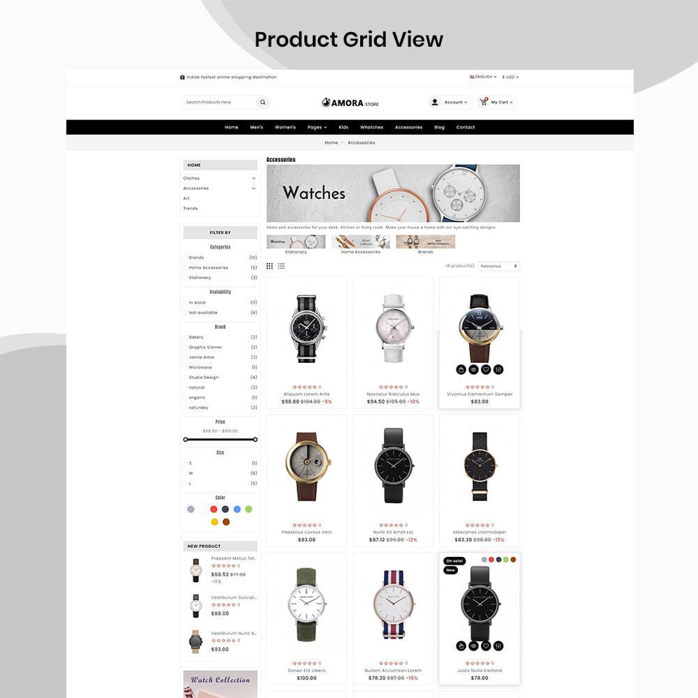 theme - Biżuteria & Akcesoria - Amora Watch Shop - 3