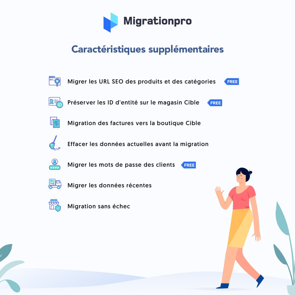 module - Migration de Données & Sauvegarde - Outil de migration Zen Cart vers  PrestaShop - 5