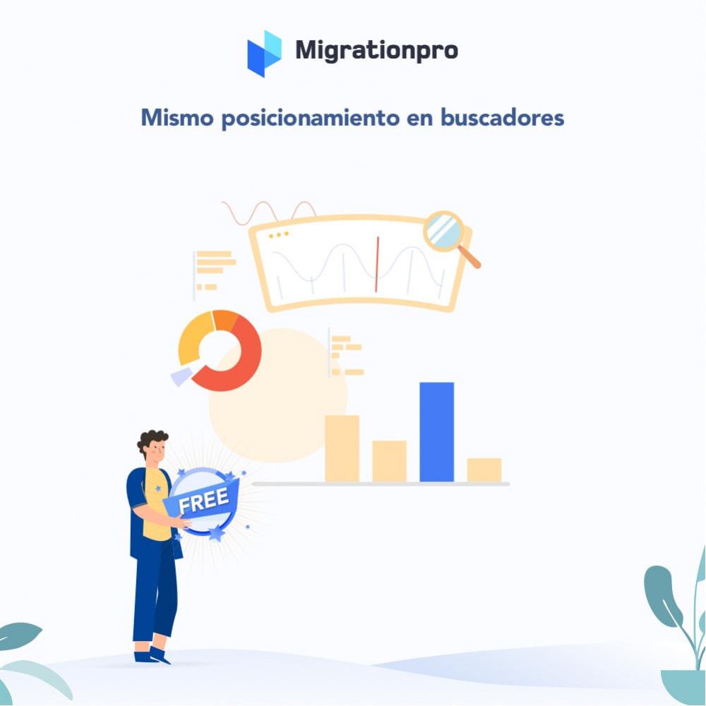 module - Migración y Copias de seguridad - Herramienta de migración de Zen Cart a PrestaShop - 3