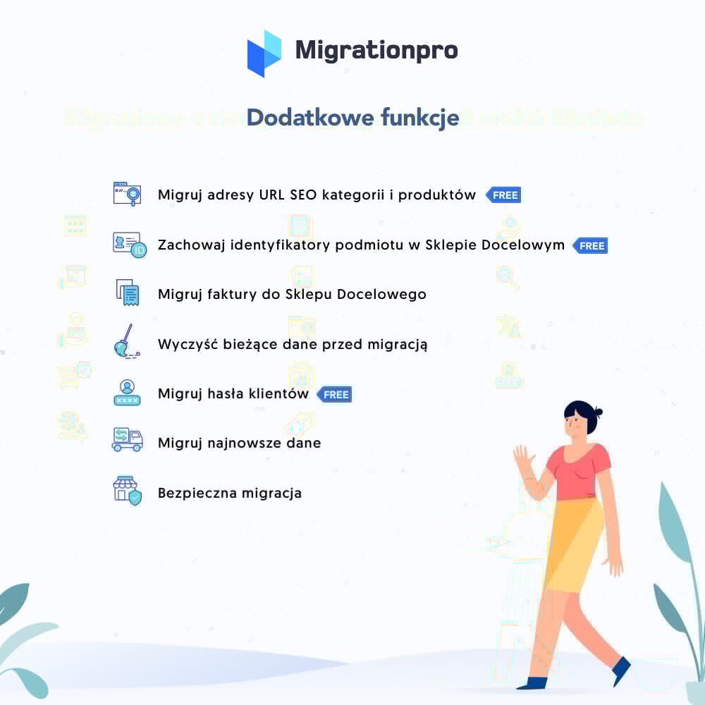 module - Data Migration & Backup - Strumento di migrazione da Zen Cart a PrestaShop - 5