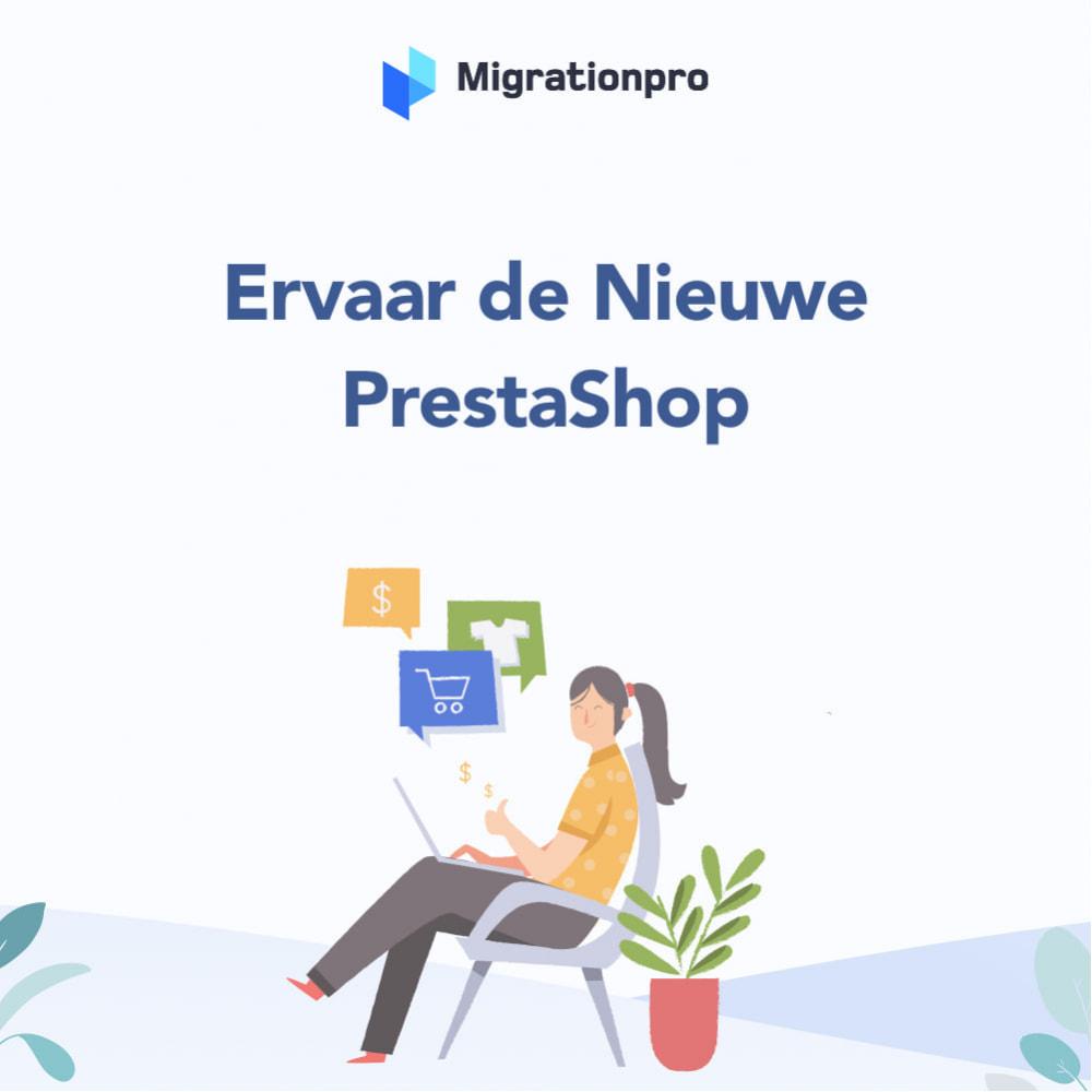 module - Migratie & Backup - Zen Cart naar PrestaShop migratie tool - 9