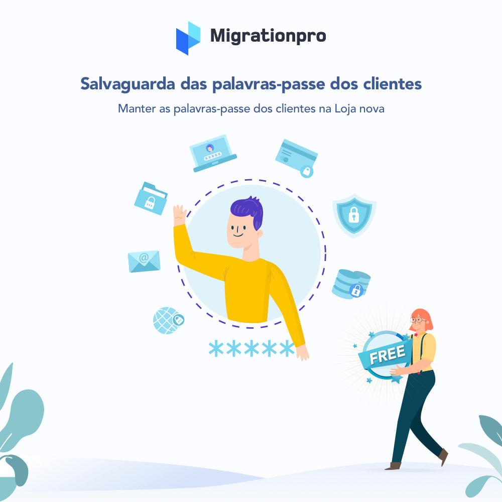 module - Migração de Dados & Registro - Ferramenta de Migração de Zen Cart para PrestaShop - 4